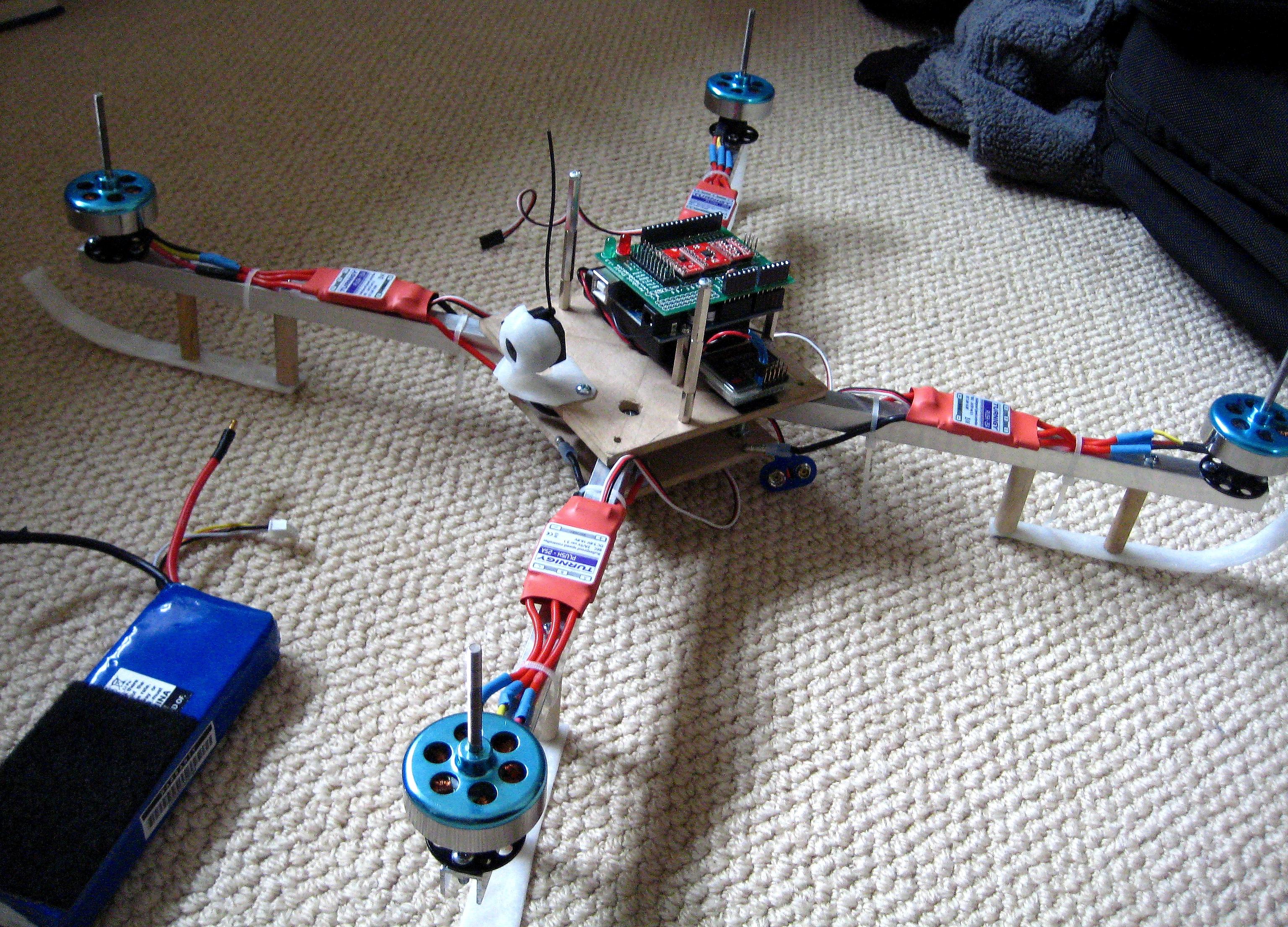 Drones desde cero Blog Federico